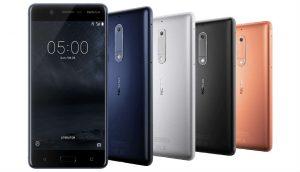 Nokia 3, Nokia 5 and Nokia 6 India launch today